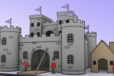 """Laboratorio creativo """"Oh che bel castello!"""""""