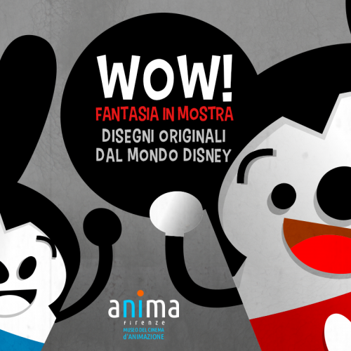 WOW! Fantasia in mostra