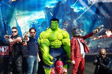 Real adventures: i Real Avengers a Cosenza!
