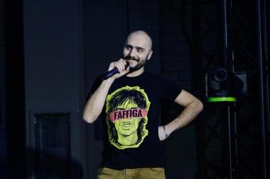 I doppiaggi di Fabio Celenza live a Le Strade del Paesaggio