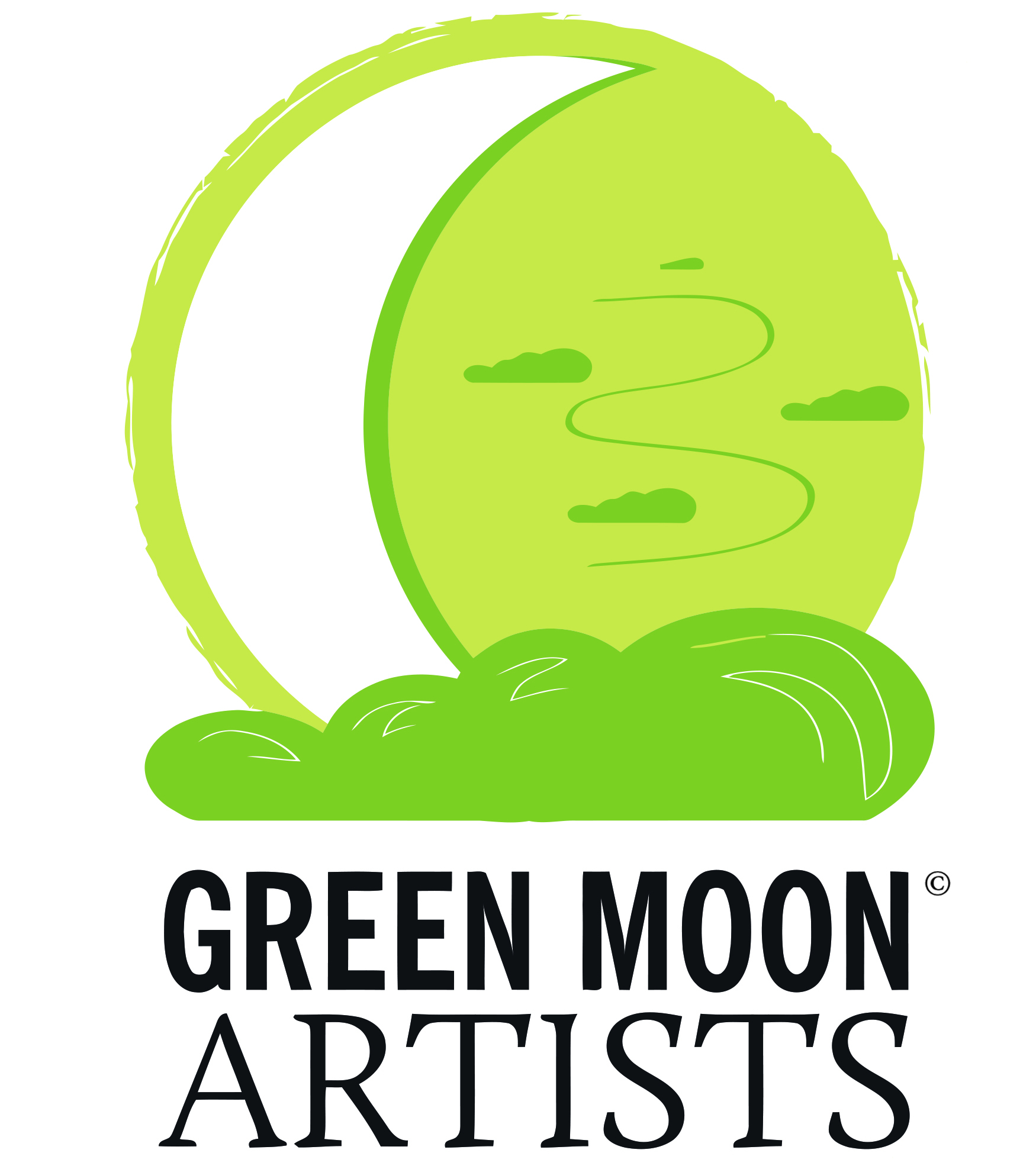 Logo Green Moon